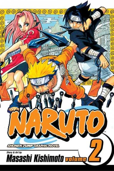 Naruto, Vol. 2: The Worst Client cover