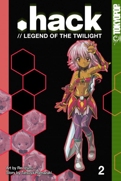 .hack//Legend of the Twilight, Vol. 2 cover