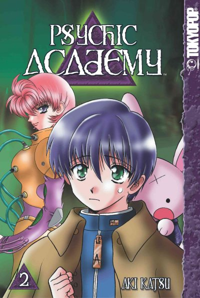 Psychic Academy, Vol. 2 cover