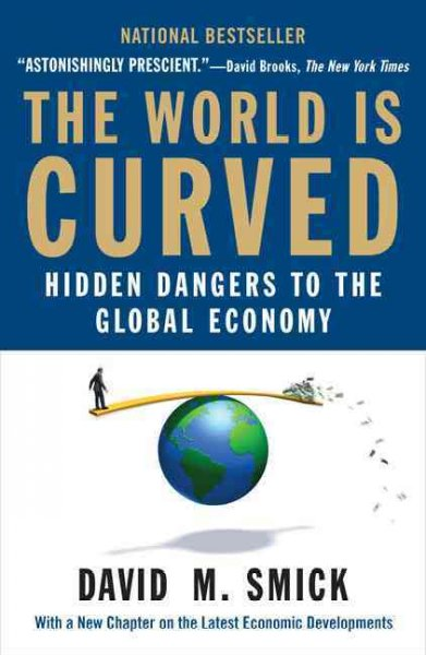 The World Is Curved: Hidden Dangers to the Global Economy cover