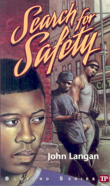 Search for Safety (Bluford High Series #13) (Bluford Series)