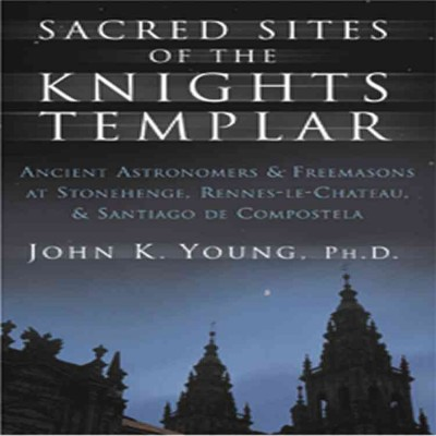 Sacred Sites of the Knights Templar cover