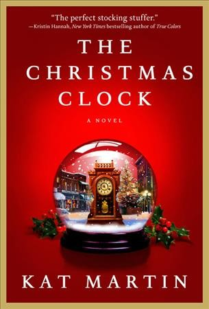 The Christmas Clock cover
