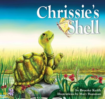 Chrissie's Shell cover
