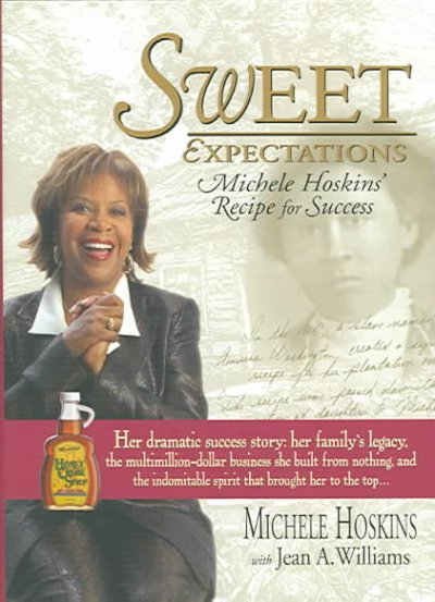 Sweet Expectations: Michele Hoskins' Recipe for Success cover