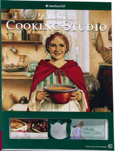 Felicity's Cooking Studio (American Girl Collection) cover
