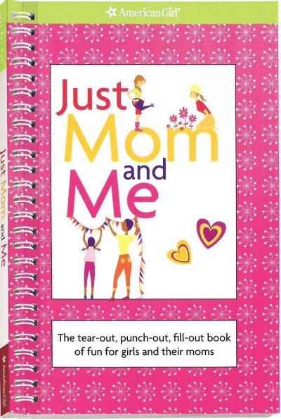 Just Mom and Me (American Girl Library) cover