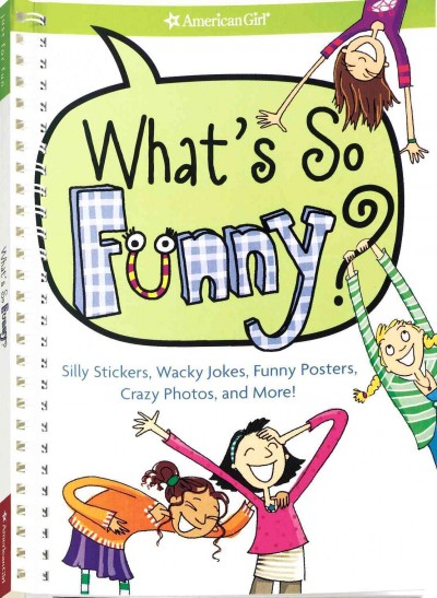 What's So Funny? (American Girl Library) cover