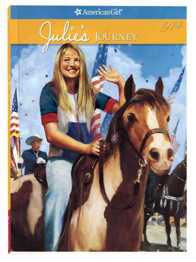 Julie's Journey (American Girls) cover