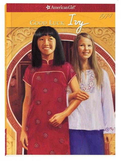 Good Luck, Ivy! (American Girl Collection) cover