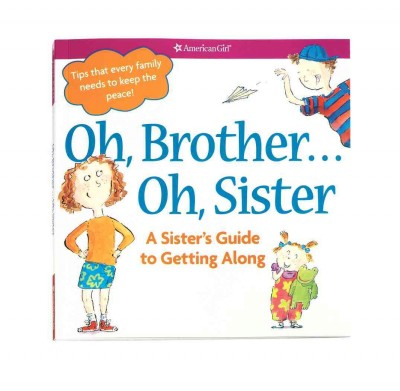 Oh, Brother... Oh, Sister (American Girl) cover