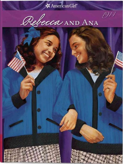 Rebecca and Ana (American Girl Collection) cover