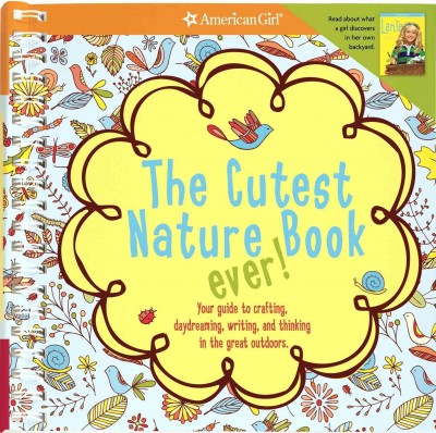The Cutest Nature Book Ever! (American Girl) cover