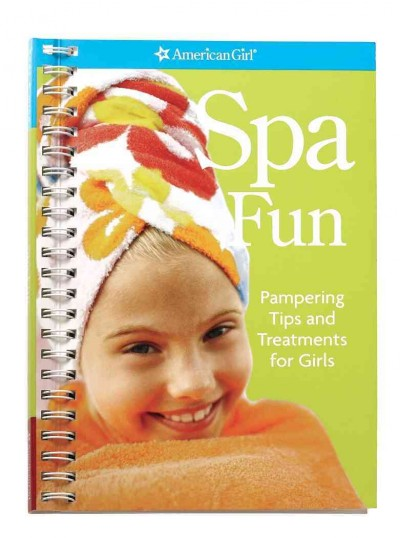 Spa Fun (American Girl Library) cover