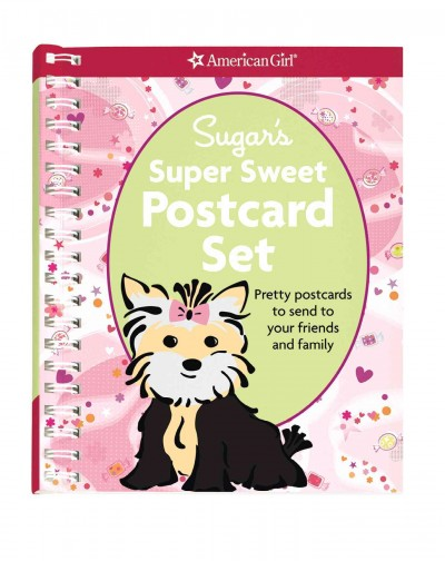 Sugar's Super Sweet Postcard Set (American Girl) cover