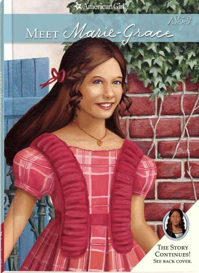 Meet Marie-Grace (American Girl Collection) cover
