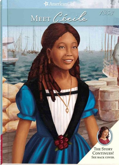 Meet Cecile (American Girl Collection) cover