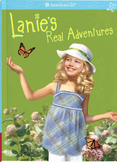 Lanie's Real Adventures (American Girl: Lanie) cover