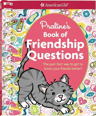 Praline's Book of Friendship Questions cover