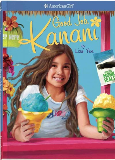 Good Job, Kanani (American Girl Today) cover