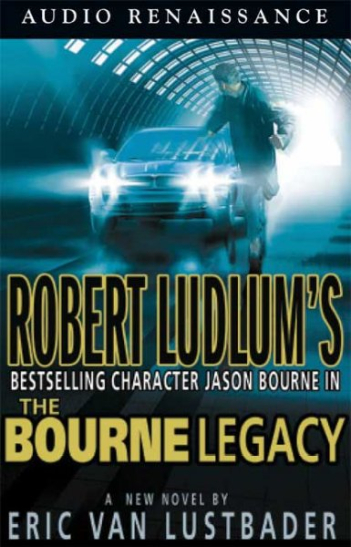 The Bourne Legacy cover