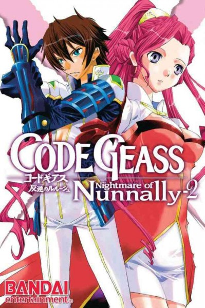 Code Geass: Nightmare of Nunnally, Vol. 2 (Code Geass: Lelouch of the Rebellion) cover