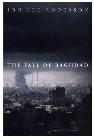 The Fall of Baghdad cover