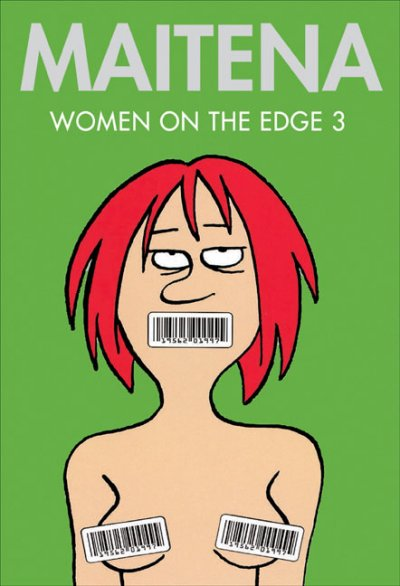 Women on the Edge #3 cover