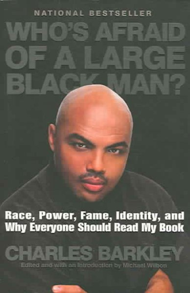 Who's Afraid of a Large Black Man? cover