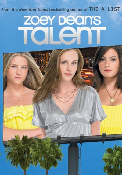 Talent cover