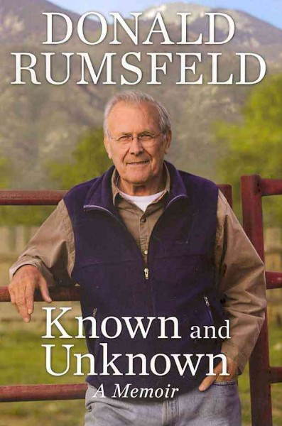 Known and Unknown: A Memoir cover
