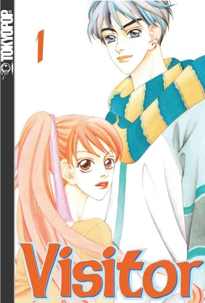 Visitor Volume 1 cover