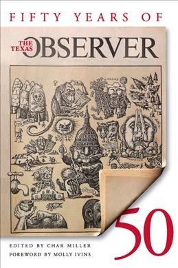 Fifty Years of the Texas Observer cover