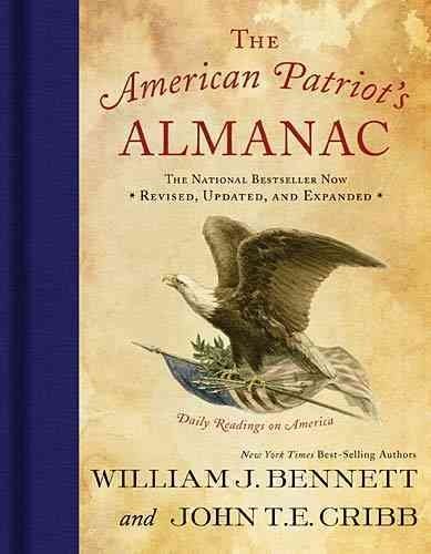 The American Patriot's Almanac: Daily Readings on America cover