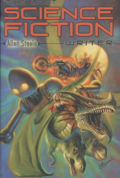The Last Science Fiction Writer cover