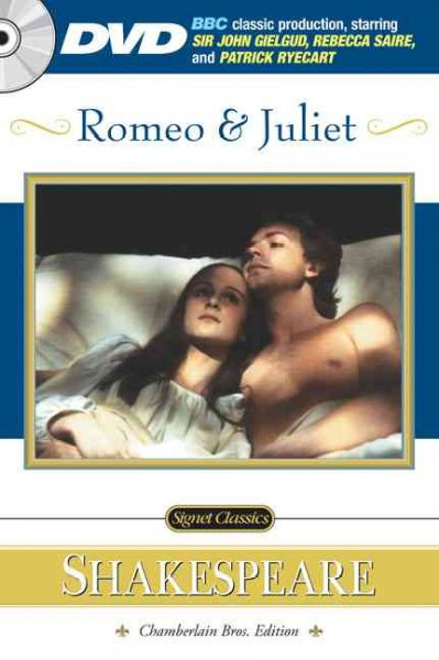 Romeo and Juliet (Signet Classics (Paperback)) cover