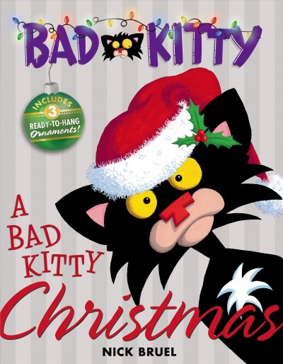A Bad Kitty Christmas cover