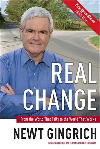 Real Change: From the World That Fails to the World That Works cover