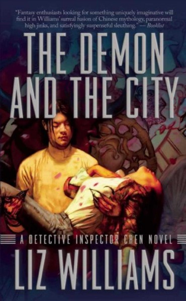 The Demon and the City: The Detective Inspector Chen Novels, Book Two cover