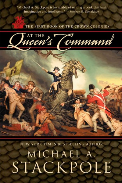 At the Queen's Command: Crown Colonies, Book One cover