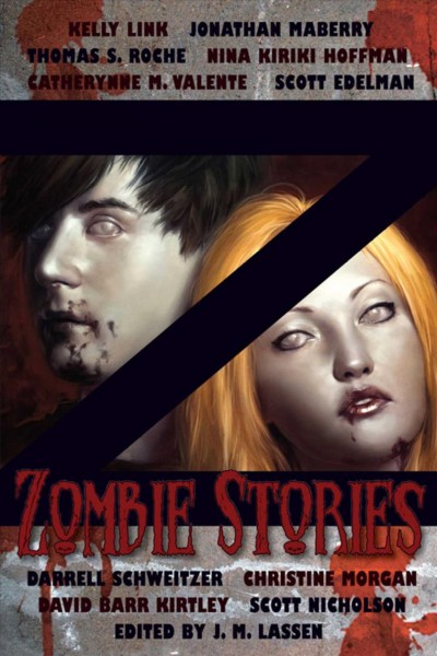 Z: Zombie Stories cover