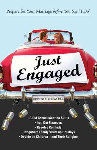 "Just Engaged: Prepare for Your Marriage before You Say ""I Do"" cover"