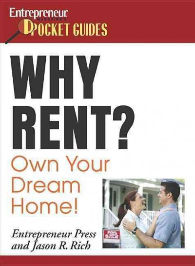Why Rent? Own Your Dream Home! cover