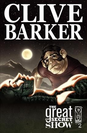 Clive Barkers The Great And Secret Show Volume 2 (v. 2) cover