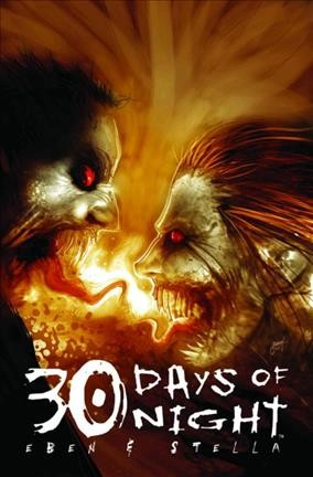 Eben And Stella (30 Days of Night, Book 7) cover