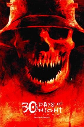 Red Snow (30 Days of Night, Book 8) cover