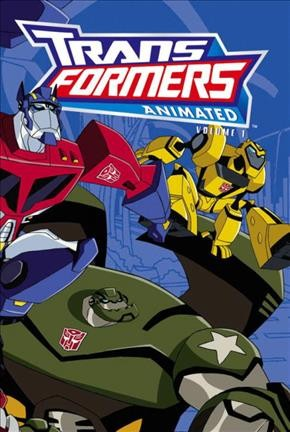 Transformers Animated Volume 1 (v. 1) cover