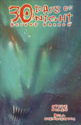 30 Days of Night: Beyond Barrow cover