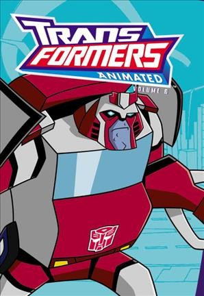 Transformers Animated Volume 6 (v. 6)