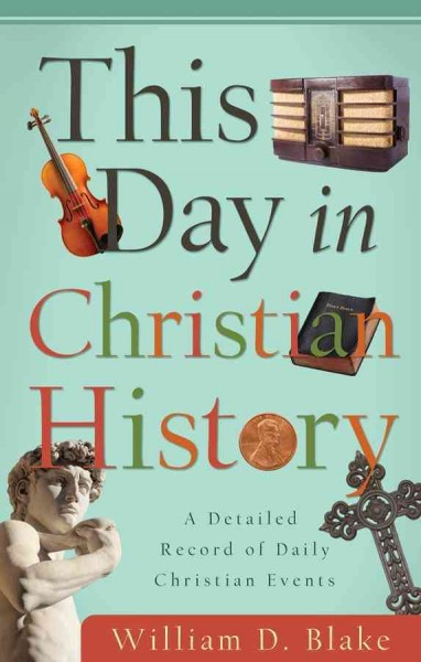 This Day in Christian History cover